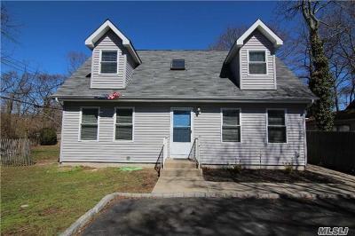 Port Jefferson Single Family Home For Sale: 1 Jamaica Ave