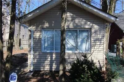 Port Jefferson Single Family Home For Sale: 3 Jamaica Ave