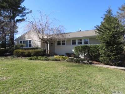 Port Jefferson Single Family Home For Sale: 29 Laurel Dr