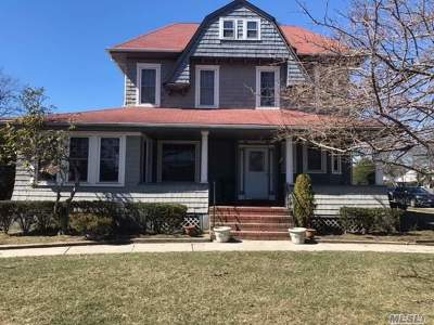 Freeport Single Family Home For Sale: 336 S Ocean Ave