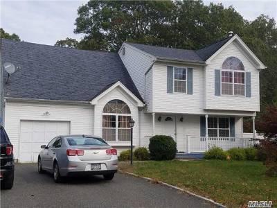 Coram Single Family Home For Sale: 3 Northridge Dr