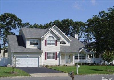 Pt.jefferson Sta Single Family Home For Sale: 53 Justin Cir