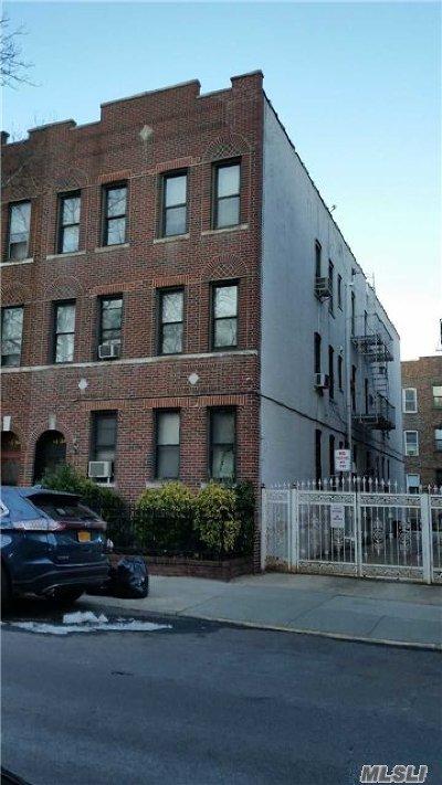 Sunnyside Multi Family Home For Sale: 45-35 41 St
