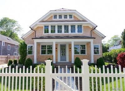 Southampton NY Single Family Home For Sale: $4,250,000