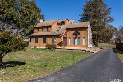 Nesconset Single Family Home For Sale: 119 S Hillside Ave