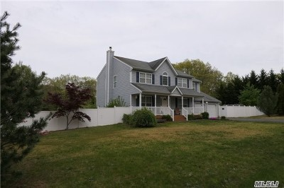 Pt.jefferson Sta Single Family Home For Sale: 463 (Flag Lot) Canal Rd