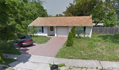 Centereach Single Family Home For Sale: 3 Monterey Ln