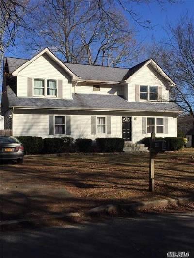 Nesconset Single Family Home For Sale: 49 Joseph Pl