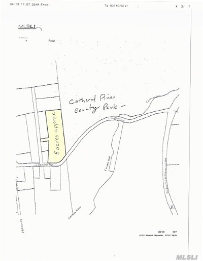 Middle Island Residential Lots & Land For Sale: E Bartlett Rd