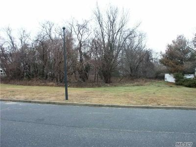 Islip Residential Lots & Land For Sale: 6 Parsons Lndg