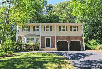 Smithtown Single Family Home For Sale: 107 N. Country Rd