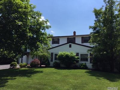 Farmingville Single Family Home For Sale: 2 Duke St
