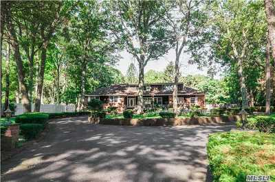 Smithtown Single Family Home For Sale: 278 Old Willets Path