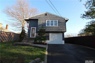 Ronkonkoma Single Family Home For Sale: 244 Wildwood Rd