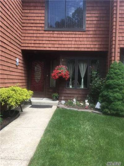 Bohemia Condo/Townhouse For Sale: 9 Hidden Pines Way