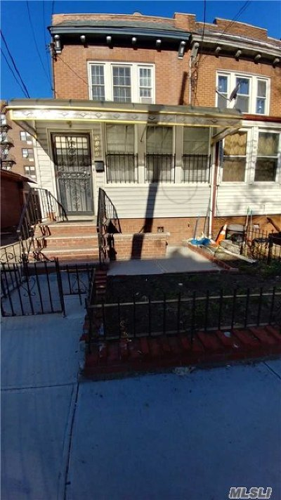 Elmhurst Single Family Home For Sale: 51-58 Simonson St