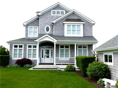 Southampton Single Family Home For Sale: 15 Middle Pond Ln