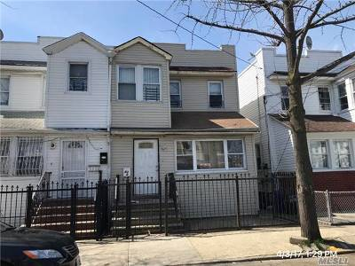 Woodhaven Multi Family Home For Sale: 93-06 74th Pl