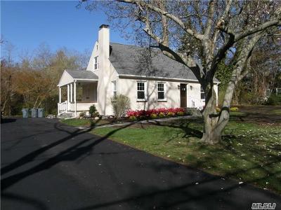 E. Setauket Single Family Home For Sale: 36 Old Coach Rd