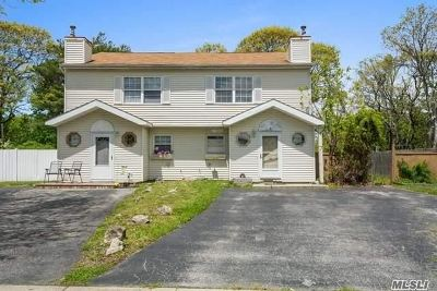 Bay Shore NY Single Family Home For Sale: $195,000