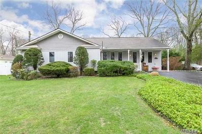 Hauppauge Single Family Home For Sale: 431 Mac Arthur Blvd