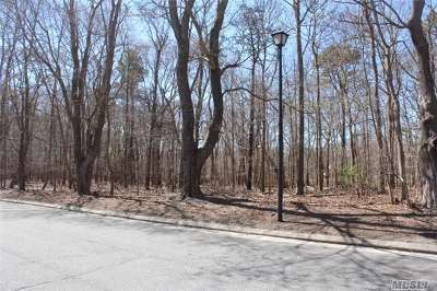 East Moriches Residential Lots & Land For Sale: 22 Inlet View Path