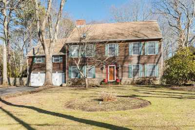 Hampton Bays Single Family Home For Sale: 36 Columbine Ave
