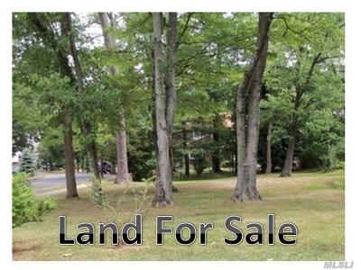 Medford Residential Lots & Land For Sale: V/L Middle Island Ave