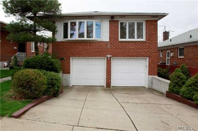 Queens County Single Family Home For Sale: 163-34 24th Ave