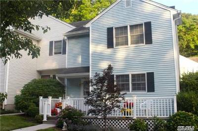 Port Jefferson Condo/Townhouse For Sale: 515 High St #7