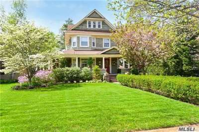 Rockville Centre Single Family Home For Sale: 370 N Village Ave
