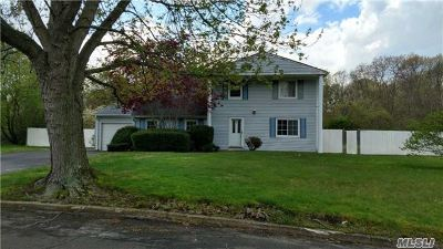 Coram Single Family Home For Sale: 22 Pheasant Valley Dr