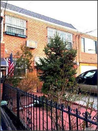 Elmhurst Multi Family Home For Sale: 52-21 74th St