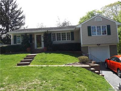 Ronkonkoma Single Family Home For Sale: 3 Boxwood Dr