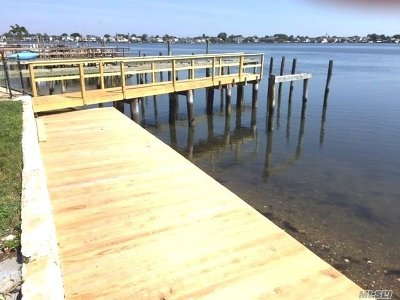 Baldwin Single Family Home For Sale: 3471 Bay Front Dr