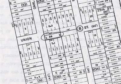 Residential Lots & Land For Sale: Union St