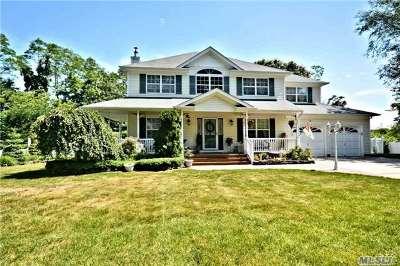 Setauket Single Family Home For Sale: 21 Flagpole Ln