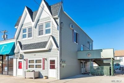 Point Lookout Multi Family Home For Sale: 52 Lido Blvd