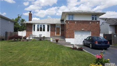 Levittown Single Family Home For Sale: 46 Gate Ln