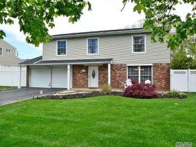 Nesconset Single Family Home For Sale: 15 Louis Pl