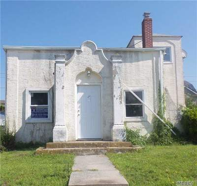 Long Beach NY Multi Family Home For Sale: $309,000