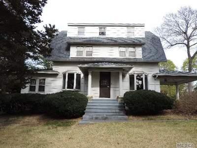 Huntington NY Single Family Home For Sale: $539,900