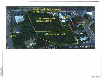Bay Shore Residential Lots & Land For Sale: Sunrise/Perkal