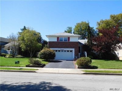Farmingdale, Hicksville, Levittown, Massapequa, Massapequa Park, N. Massapequa, Plainview, Syosset, Westbury Single Family Home For Sale: 25 Stauber Dr