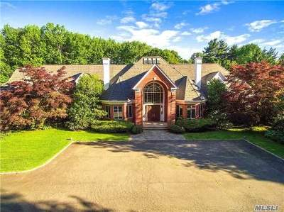 Old Westbury Single Family Home For Sale: 3 Hunting Ln