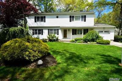 Ronkonkoma Single Family Home For Sale: 309 Deer Rd