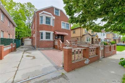 Kew Garden Hills Single Family Home For Sale: 147-28 Jewel Ave