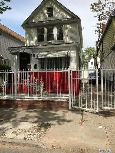 Briarwood Single Family Home For Sale: 109-21 E Van Wyck Expy