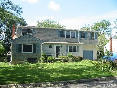 central Islip Single Family Home For Sale: 232 Root Ave