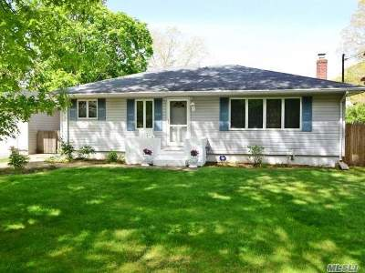 Single Family Home For Sale: 126 Parkside Ave